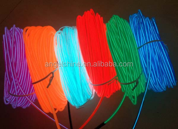 best-selling el wire, polar light 3 el wire in 10colors