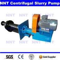 SP series High Efficiency Centrifugal Vertical submerged Slurry Pump