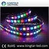 CE ROHS high brightness 5v 144leds ws2812b led strip for decoration