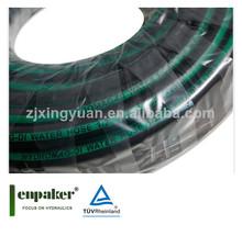 enpaker flexible de alta presión de aire de la manguera del carrete retráctil