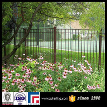 wrought iron garden fence used, fence for garden