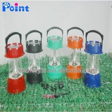 On sell ABS material portable solar lantern and rechargeable solar lantern also solar lantern light