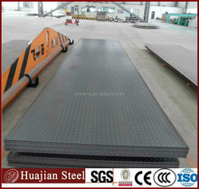 Hot Rolled Carbon Floor Plate Mild Checkered Steel Coils