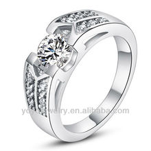 High quality a gold and diamonds ring