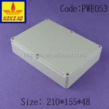 ABS material plastic waterproof distribution box