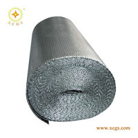 Fire Rating heat insulation material ,air bubble with aluminium foil for Building,