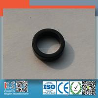 Economic Black Epoxy Coating Ndfeb Magnet Ring For Stepper Motor