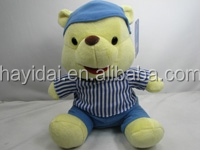 clothing baby toy,plush toy,bear toy for kids