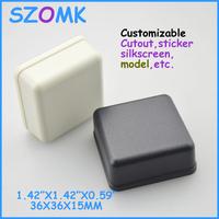 2013 news plastic box electronic enclosures