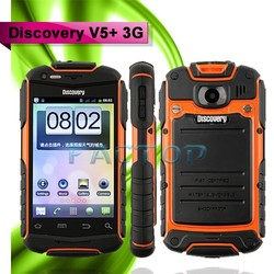 2015 new product 4.0inch Discovery V6+ 4gb ram cell phone waterproof