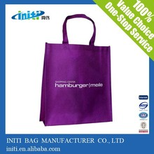 China promotional fashion custom Carry Non-woven Bag