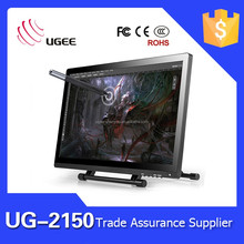 UG2150 IPS digital pen smart drawing digitizer glass monitor for drawing design