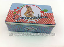 tin box for chocolates,candy packing