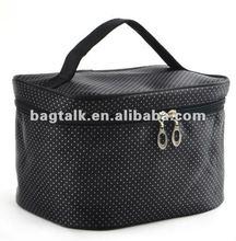 Fashion Dot Print Cosmetic Bag