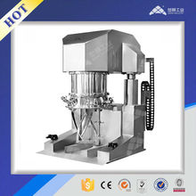 resin planetary mixer dissolver agitator