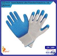 cheap latex safety gloves free sample