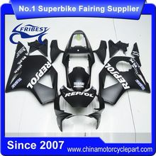 FFKHD016 China Fairing Kit For CBR900RR CBR 954 2002 2003 Motorcycle Matt Blac Repsol