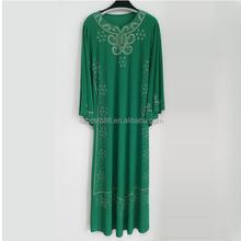 Robe musulmane abaya arabie saoudite vêtements en turquie