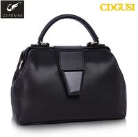 2016 Brand fashion women handbag italy ladies genuine leather handbag on sale