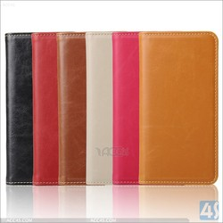 Cheap Mobile Phone Leather Case For Samsung Galaxy Note 5