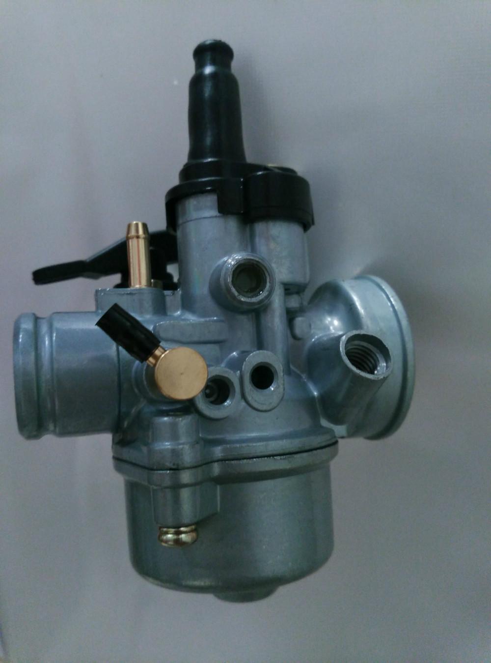 Nieuwe oem carburateur ds carburateur tomos a55 gekopieerd van dellorto choke motor - Kleur gemengde kamer ...
