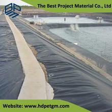 Lowes HDPE Geo Membrane as Fish Farm Pond Liner
