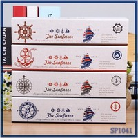 Trade Assurance promotional china anchor paper pen gift wrap box for pen manufactures wholesale with high quality