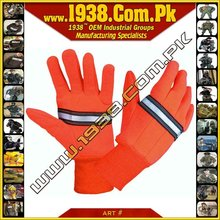 Traffic Reflective Gloves {- Made-To-Order -} {- Made-To-Order -} By 1938OEM