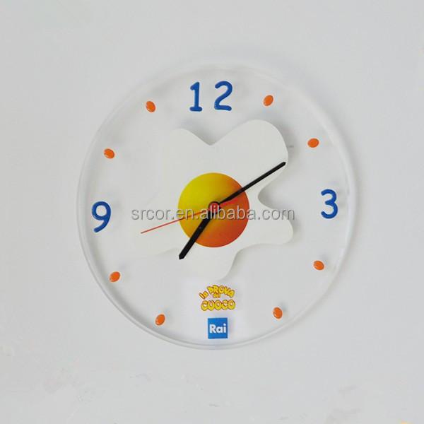 High-Net-Wort acrylic clock motor