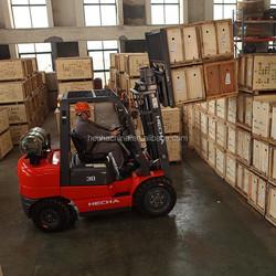 2-3.5ton Gasoline/LPG Forklift Truck Price japan-made nissan forklift