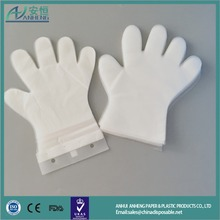 Health products Customized printed glove factory disposable medical glove Deal Cleaning Prepare Food etc