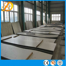 2b finish 304 stainless steel mill test certificate sheet price 409