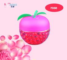 Apple crystal fragrance beads car accessories air freshener/ya a la venta