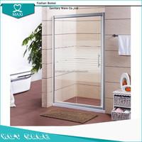 M6-2 beautiful shower rooms bathroom mirrors wet room screens