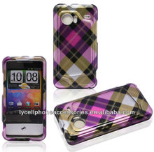 Fashionable Mobile Phone Accessory For HTC Legend/G6/A6363 Crystal Glossy Hard Design Case