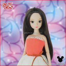 Disney fashion girl doll dress and doll accessory playset