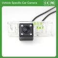 vehículo específico del coche de visión trasera de la cámara ccd de visión nocturna con a prueba de agua para nissan qashqai