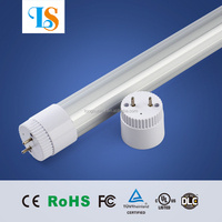 smd led t8 tube light 0.6m 2ft customized energy saving fluorescent lighting tube with 8w 9w 10w
