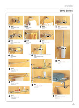 Zinc Material Bathroom Accessories 88300 series