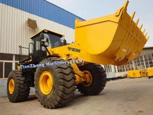 5ton, 3cbm TZL856 wheel loader for sale