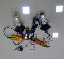 high quality car led tuning light,exclusive design 2835 led DRL turn light