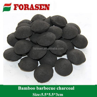 Chinese bulk bamboo charcoal for sale
