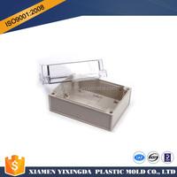 China professional custom enclosure plastic box