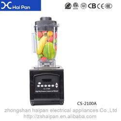 China Manufacturer Multi Function Ice Blender Machine/ Kitchen Electric Fruit Juice Blender