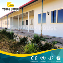 Light and reliable low cost prefabricated house and wall panels