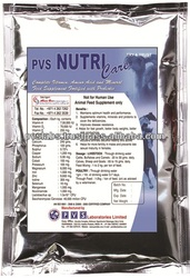 Minerals and Probiotic feed supplement for horse livestock