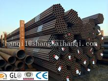 SA106 BSA53 B seamless steel exhaust pipe