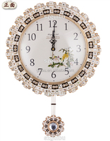 very beautiful and cheap European style pendulum clock for gifts or indoor decor