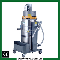 professional self-priming industrial oil vacuum cleaning machine VKY-22 (380V/50Hz)