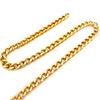 2015 Wholesale Good Quality Metal Gold Chain Aluminum Chain